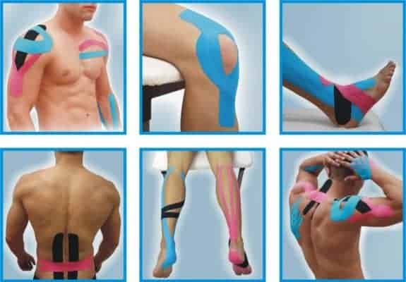kinesiology athletic tape sports
